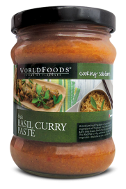 Thai Basil Curry Paste