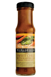 Thai Sweet Chilli with Kaffir Lime Dipping Sauce