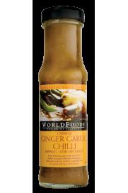 Chinese Ginger, Garlic & Chilli Dipping Sauce