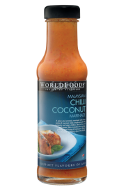 Pack of 6 Malaysian Sweet Chilli Coconut Marinade